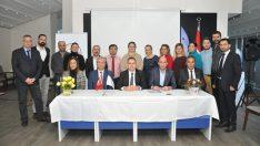 İzmir Barosu'nda Toplu İş Sözleşmesi İmzalandı