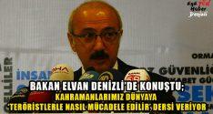Kalkınma Bakanı Elvan'dan Afrin Açıklaması