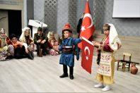 Bornova'da Yörük ve Türkmen Rüzgarı