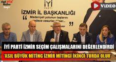 Meral Akşener İzmir'e Geliyor Mu?
