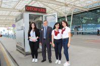 Adnan Menderes Havaalanında VIP Hizmet