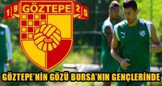 Göztepe Bursaspor'un Genç İsmine Talip!