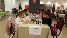 Denizli'de satranç turnuvası