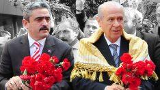 MHP, Nazilli'de Haluk Alıcık'ı 3. dönem için yeniden aday gösterdi