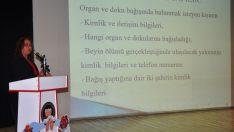 Öğrencilere organ bağışı ve farkındalık eğitimi verildi