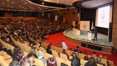 Sağlık Bakanlığı bölge toplantısı Aydın'da yapıldı