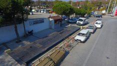 Saruhanlı Belediyesi 5 mahalleye kantar kurdu