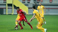 Spor Toto 1. Lig: Altınordu: 1 – Afjet Afyonspor: 1
