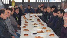 Başkan Koca, belediye personeli ile kahvaltıda buluştu