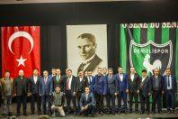 Denizlispor'da Başkan Ali Çetin listesini yeniledi