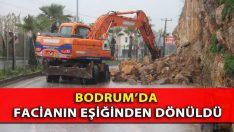 Bodrum'da Facianın Eşiğinden Dönüldü