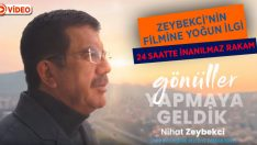 Zeybekci'den İzmir'e Filmli Seçim Propagandası
