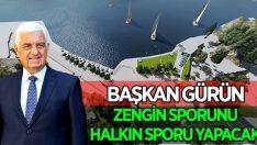 Başkan Gürün'den Marmaris için yeni proje