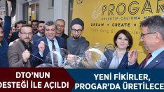 Yeni Fikirler, Progar'da Üretilecek