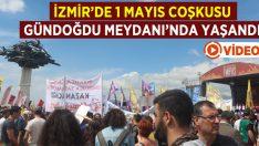 1 Mayıs Coşkusu Gündoğdu Meydanı'nda Yaşandı!