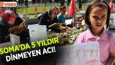 Türkiye'nin En Büyük Maden Faciası..Soma'da 5 Yıldır Dinmeyen Acı!