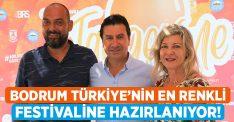 Türkiye'nin en renkli festivali Bodrum'da başlıyor!