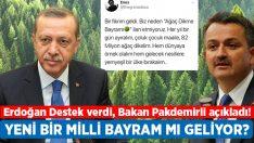 Türkiye'ye yeni bir milli bayram mı geliyor?