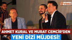 Ahmet Kural ve Murat Cemcir'den yeni dizi müjdesi!