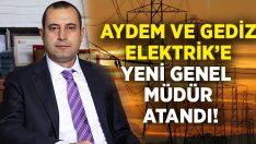 Aydem ve Gediz Elektrik'in yeni genel müdürü Çağdaş Demirağ oldu!