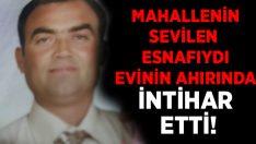 Aydın Efeler'de Umurlu'nun sevilen esnafı Uğur Üncül  yaşamına son verdi!