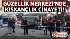 İzmir Bornova'da güzellik merkezinde kıskançlık cinayeti! Mehmet Özkan hayatını kaybetti!