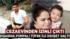 İzmir Buca'da Şehmuz Selçuk önce Melisa Kalem'i  öldürdü sonra intihar etti!