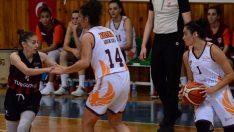 Turgutlu Belediyesi Kadın Basketbol alkış aldı