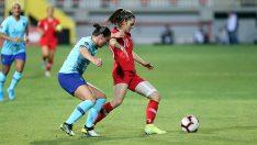 2021 Avrupa Kadınlar Şampiyonası Elemeleri: Türkiye: 0 – Hollanda: 8