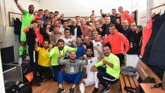 Manisa FK şampiyonluğu istiyor