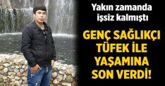 Denizli Çameli'de Osman Karul hayatına son verdi!