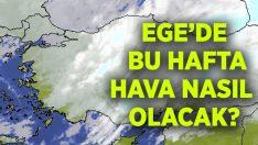 İzmir, Aydın, Denizli Muğla, Manisa, Afyonkarahisar, Uşak, Kütahya hava durumu