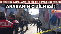 İzmir Konak'ta çıkan silahlı kavganın sebebi belli oldu!