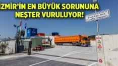İzmir'in en büyük sorununa neşter.. 3 yeni katı atık istasyonu hizmete girecek!