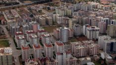 Aydın'da konut satışları yüzde 40 arttı