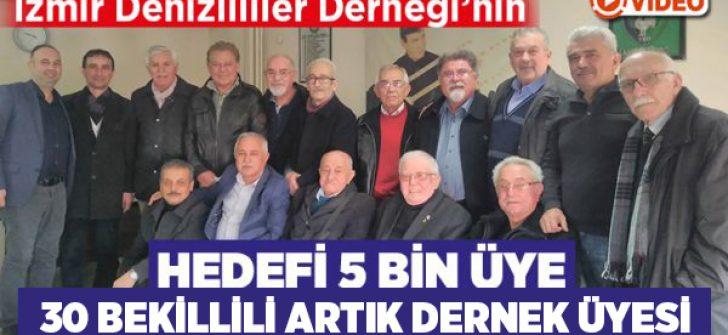 İzmir Denizlililer Derneği'ne hedefi 5 bin üye