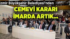 İzmir Büyükşehir Belediyesi'nden cemevi kararı