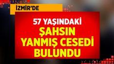 İzmir'de Hüseyin Özcan'ın cesedi yanmış şekilde bulundu