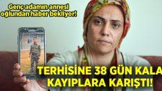 Ankara'da askerlik yapan Deniz Koç terhisine 38 gün kala kayıplara karıştı!