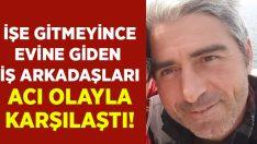 Aydın Kuşadası'nda  Şener Aras sobadan zehirlenerek hayatını kaybetti!