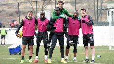 Denizlispor, Kayserispor maçının hazırlıklarına devam ediyor
