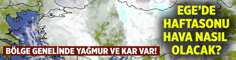İzmir, Aydın, Denizli, Muğla, Manisa, Uşak, Kütahya, Afyonkarahisar hava durumu!