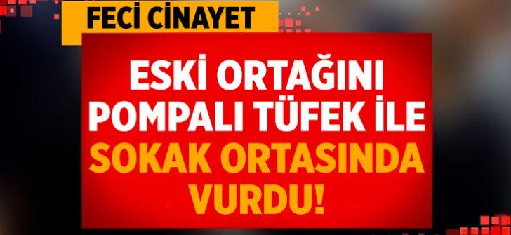 İzmir Torbalı'da Taşkın Sert eski ortağı tarafından öldürüldü!
