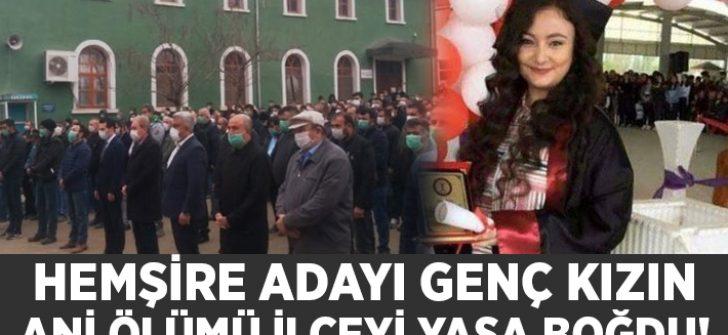 Kütahya'da 19 yaşındaki İsmihan Kocaman'ın ani ölümü ilçeyi yasa boğdu!