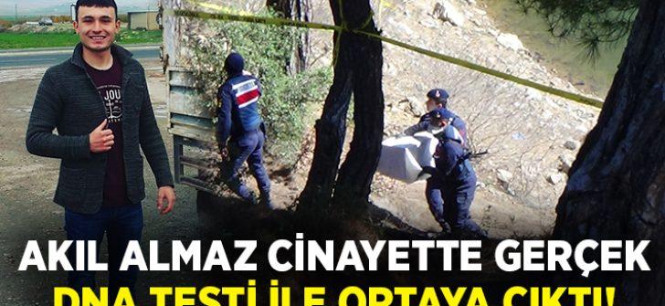 Manisa Soma'da Özcan Eren cinayetinde DNA sonuçları gerçeği ortaya çıkardı!