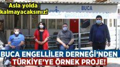 Buca'dan Türkiye'ye örnek proje: Engelsiz Tamir İstasyonu