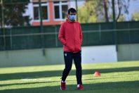 Manisa FK antrenmanlara başladı!