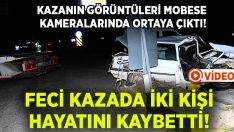 Muğla Seydikemer'de feci kaza! Hilmi Sert ve Canser Zeytinci hayatını kaybetti!