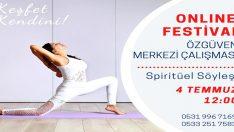 COVİD-19'un bozduğu moralleri düzeltme festivali