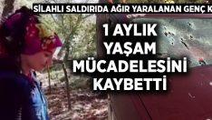 Silahlı saldırıda ağır yaralanan Hamide Yiğiter 1 aydır verdiği yaşam savaşını kaybetti